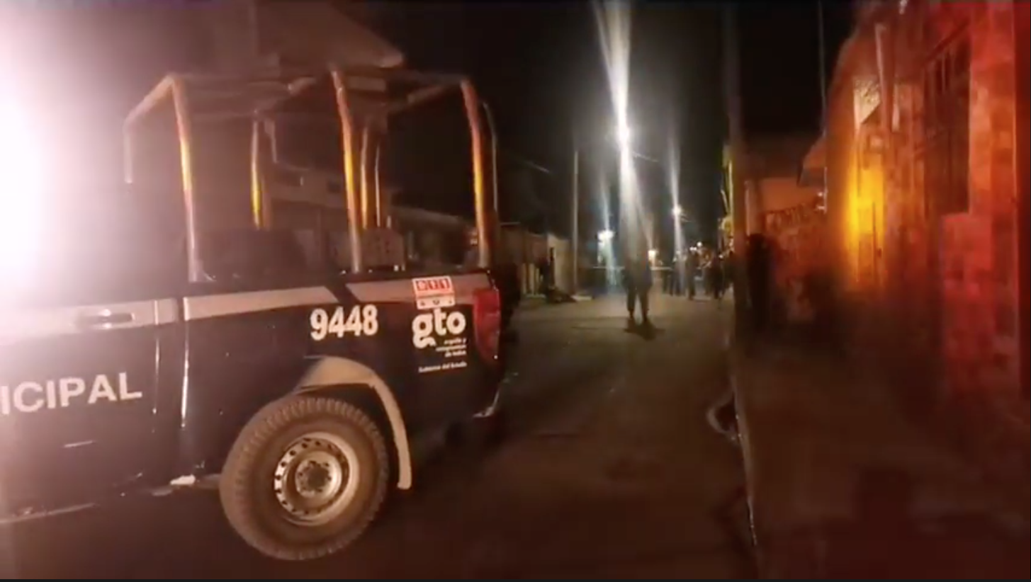 Registran siete personas fallecidas y dos lesionadas durante la noche del lunes 13 de enero en Irapuato