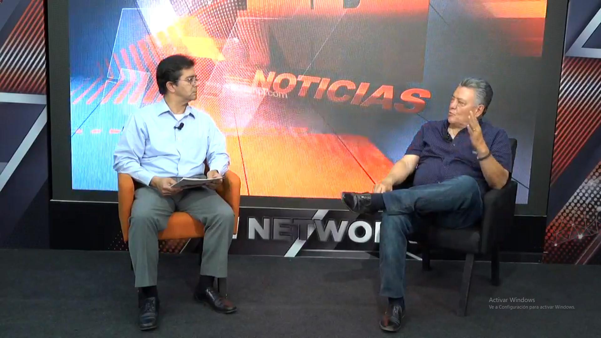 Coronavirus, crisis mundial, ¿oportunidad para Guanajuato?, Entrevista con José Aguirre Gallardo