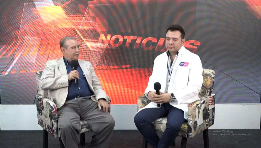 Nos acompaña el Dr. Gerardo Saldaña quien nos viene a platicar sobre el tema del COVID-19, y darnos algunas recomendaciones y evitar todo tipo de contagios.