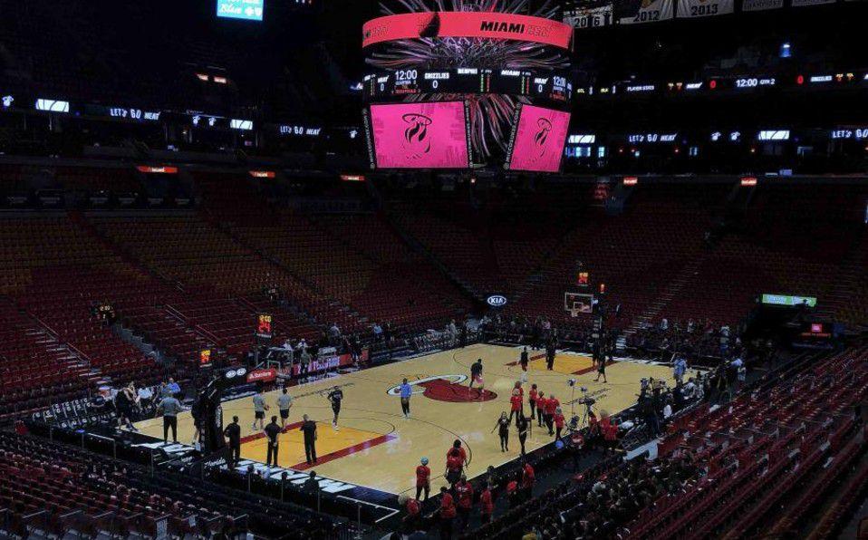Miami Heat cierra instalaciones tras nuevo caso positivo de covid-19